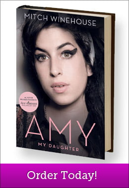 Amy, My Daughter - Mitch Winehouse