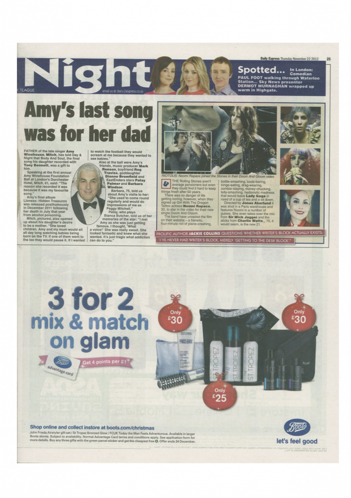 Daily Express 22.11.12.2