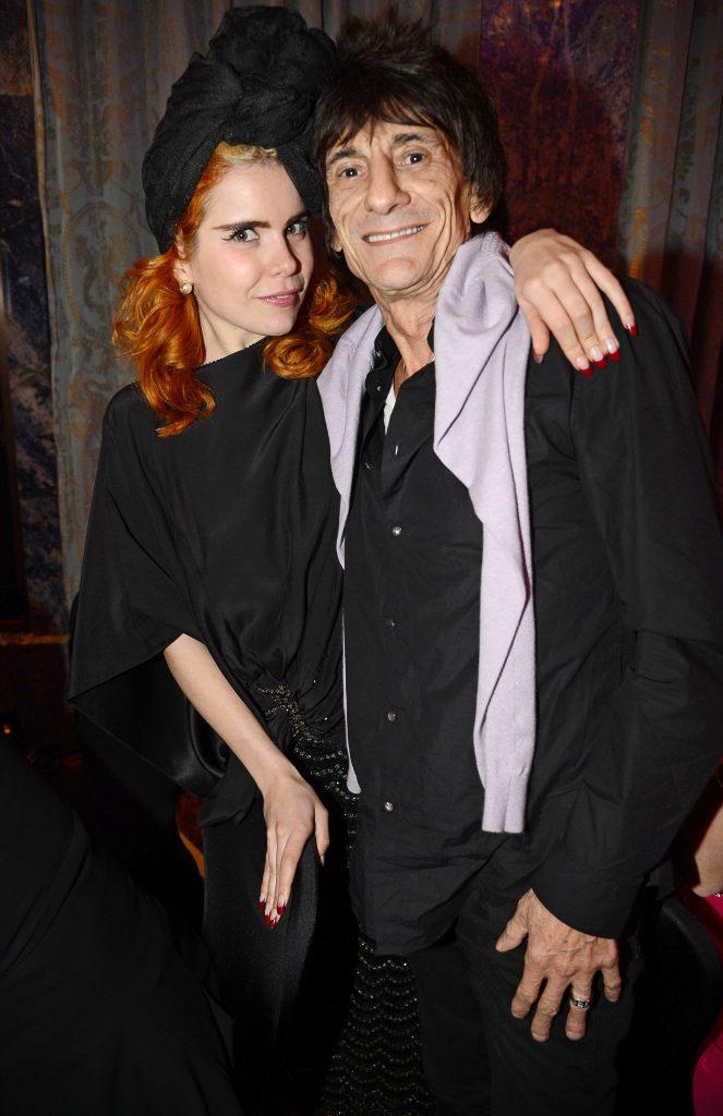The Amy Winehouse Foundation Ball, London, Britain - 20 Nov 2012